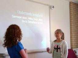 Onderzoekend leren in de klas