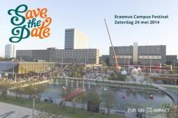 Erasumus Open Campus & Wetenschapsfestival - zaterdag 24 mei