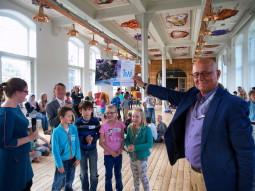 Leerlingen Basisschool de Ark winnen  'Designed by Kids'