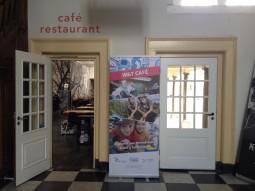 W&T cafés erg geslaagd!