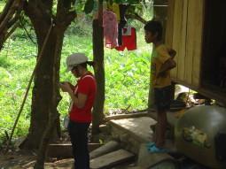 Kindercollege over Jongeren en Mobiele telefonie in Vietnam en Laos
